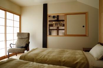 蔵 2F寝室